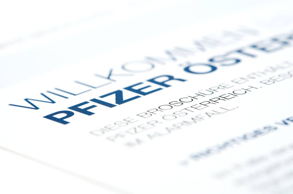 Pfizer Corporate Design C21