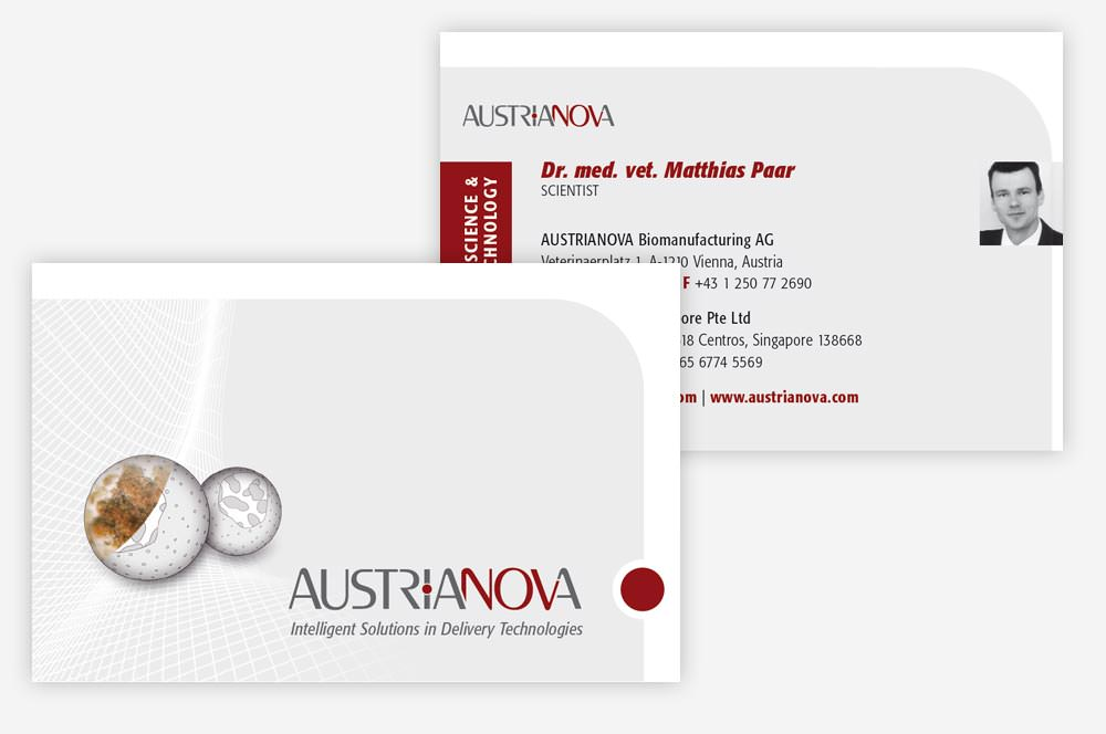 Austrianova Corporate Design C21