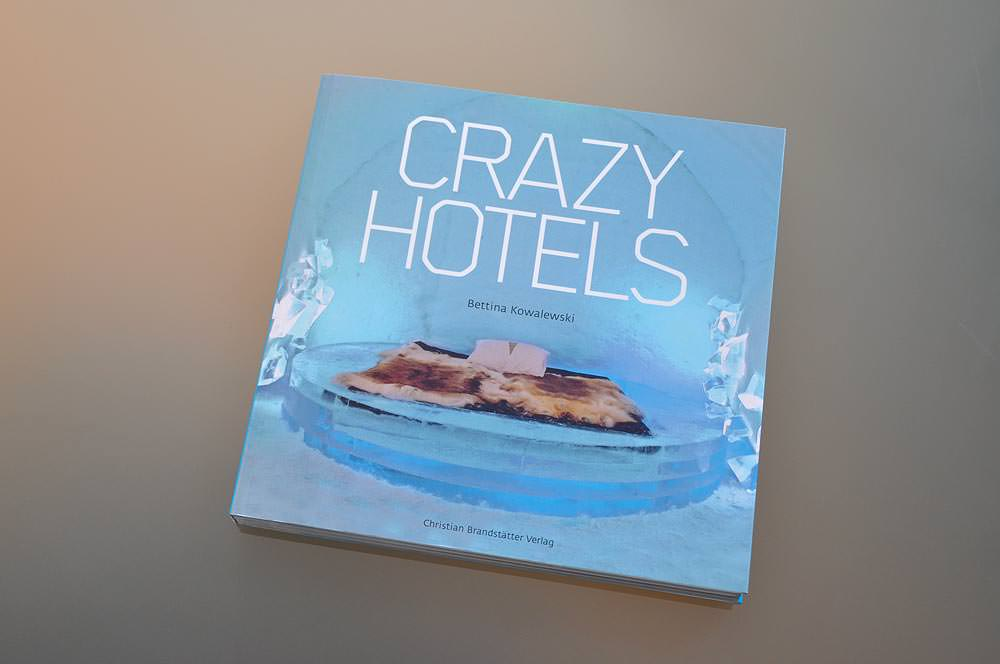 CBV Christian Brandstätter Verlag Crazy Hotels C21 Graphic Design