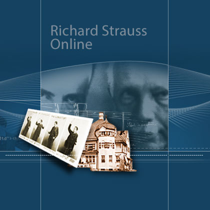 Richard Strauss Website C21