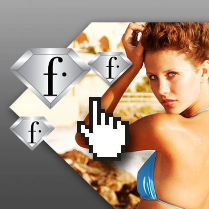 C21 FTV Fashion TV Website Webdesign