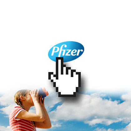 Pfizer Website 2008 C21