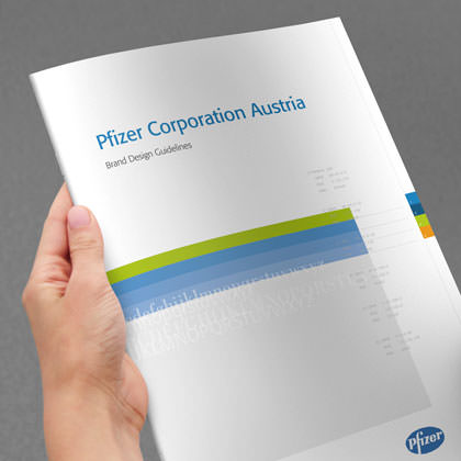 C21 Pfizer Corporate Design Manual