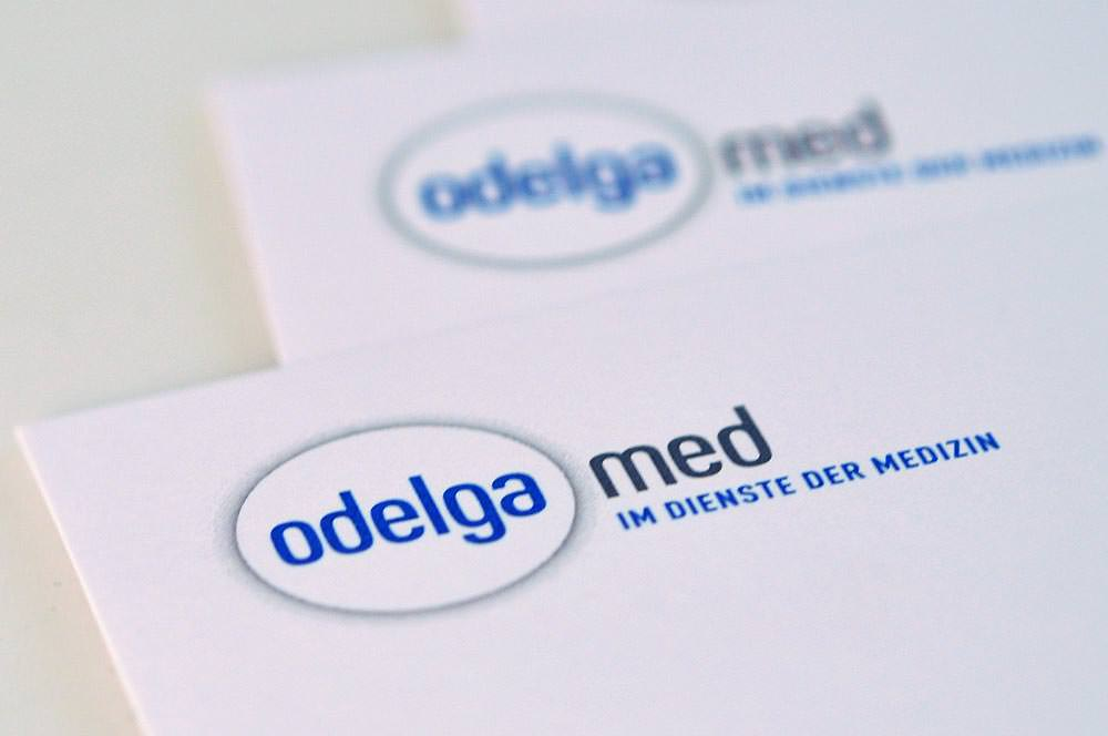 Odelga Med Corporate Design C21