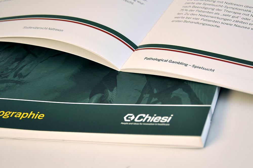 Chiesi Pharma Produktmonographie Revia Graphic Design C21