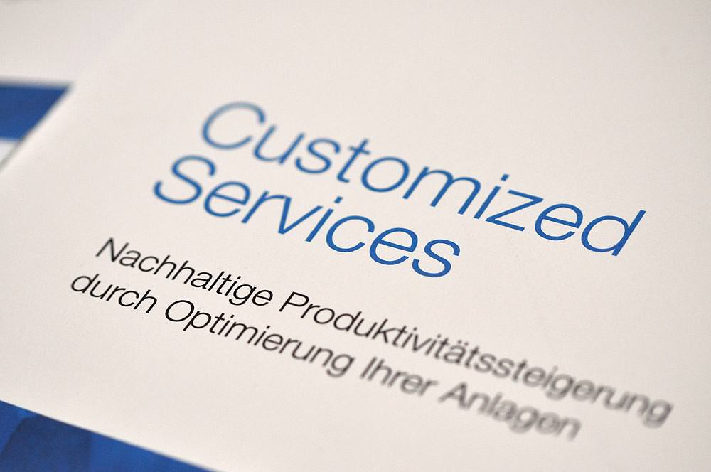 C21 SMC Folderdesign Customized Services