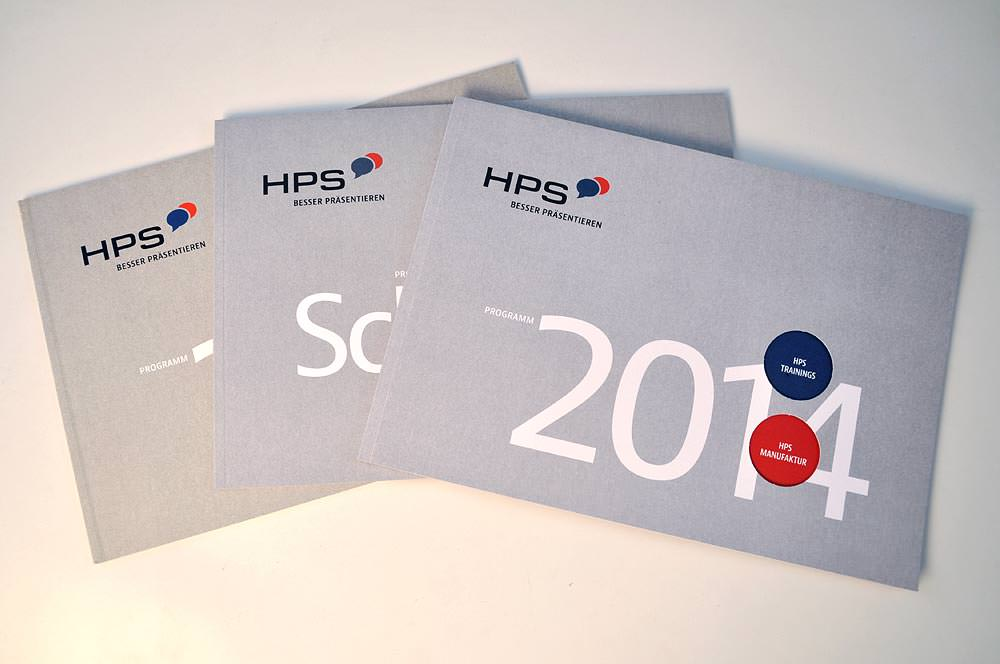 HPS Corporate Design C21 Graphic Design