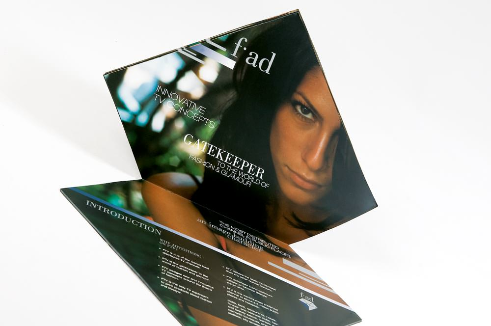 FTV Fashion TV Katalog Graphic Design C21