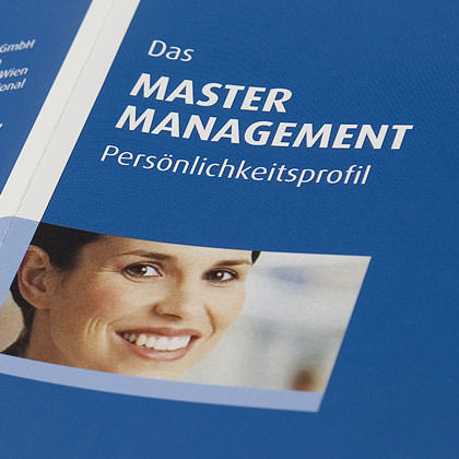 Master Management Folder C21 Graphic Design