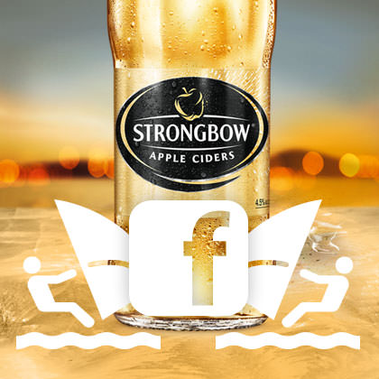 C21 Social Media Strongbow Facebook