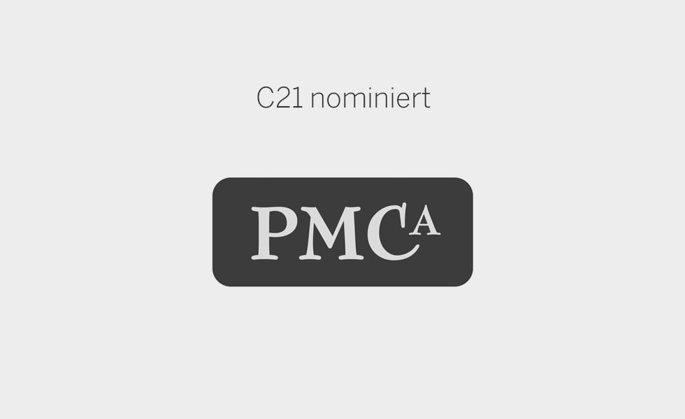 C21 PMCA Pharma Marketing Club Online Agentur Webagentur Social Media Agentur