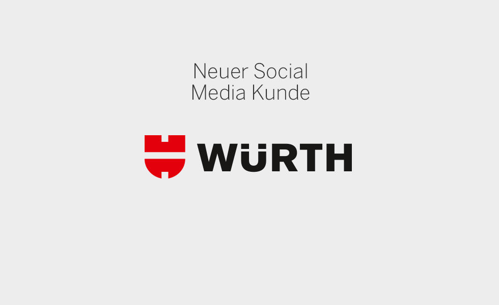 C21 Würth Social Media Facebook Agentur Wien