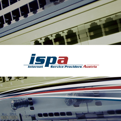 ISPA Internet Service Providers Austria Website C21 new media design Online Agentur Wien
