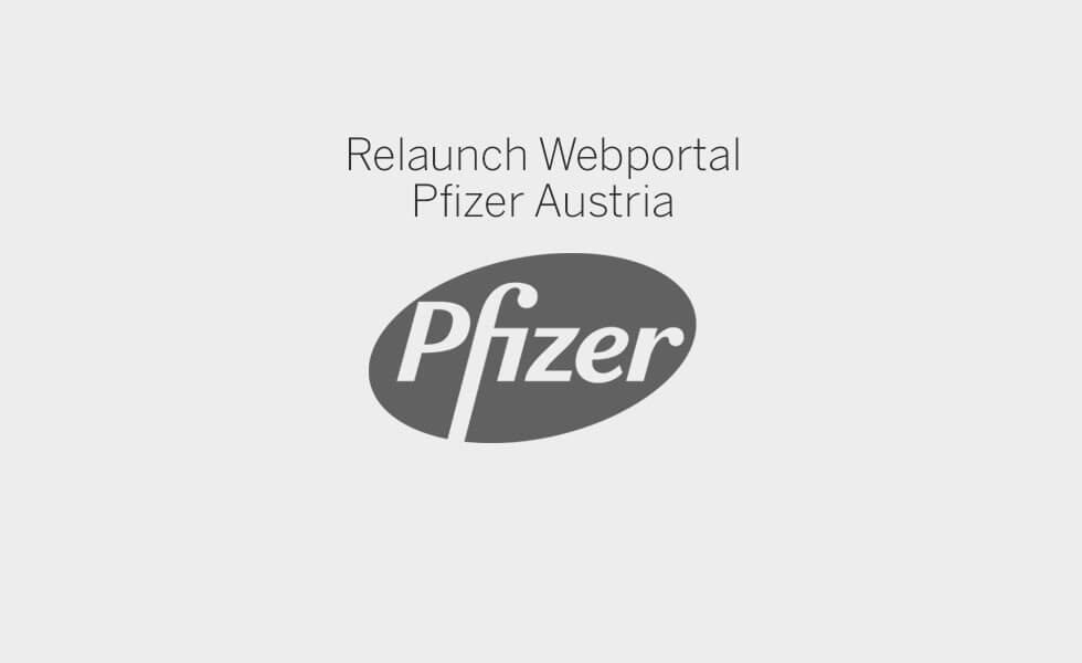 Pfizer C21 new media design Wien Online Agentur Webagentur Digitalagentur