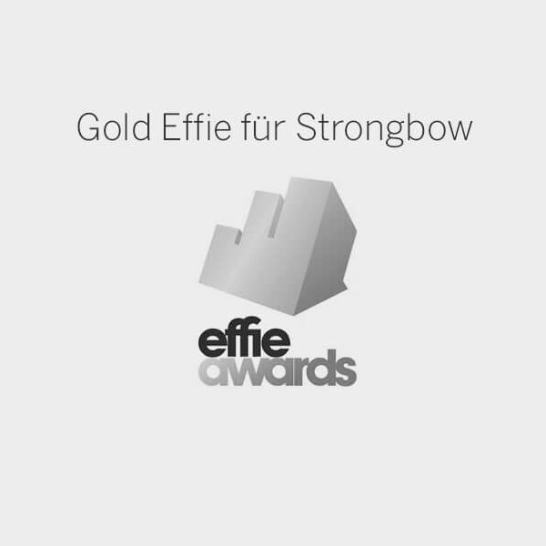 Gold Effie Strongbow Apple Cider C21 new media design Social Media Agentur Wien