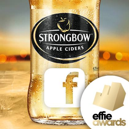 Strongbow Apple Cider C21 new media design Online Agentur Social Media Agentur Wien Effie Brau Union Christoph Kaiser
