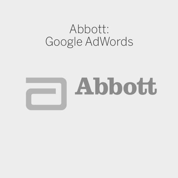 Abbott C21 new media design Google AdWords Online Agentur Webagentur Wien Suchmaschinen Marketing