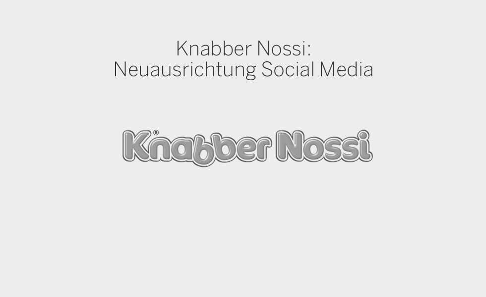 C21 new media design Knabber Nossi Social Media Facebook