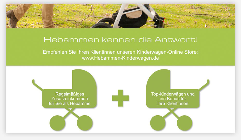 Hebammen, Kinderwagen, Austria, C21 new media design, Präsentation, Präsentationsdesign, PowerPoint, Power Point, Masterfolie, Folienmaster, Keynote, Graphic Design, Grafik, Reinzeichnung, Konzeption, Design