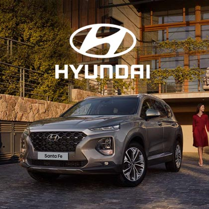 C21 new media design Online Agentur Wien Landingpage Website Hyundai Santa Fe