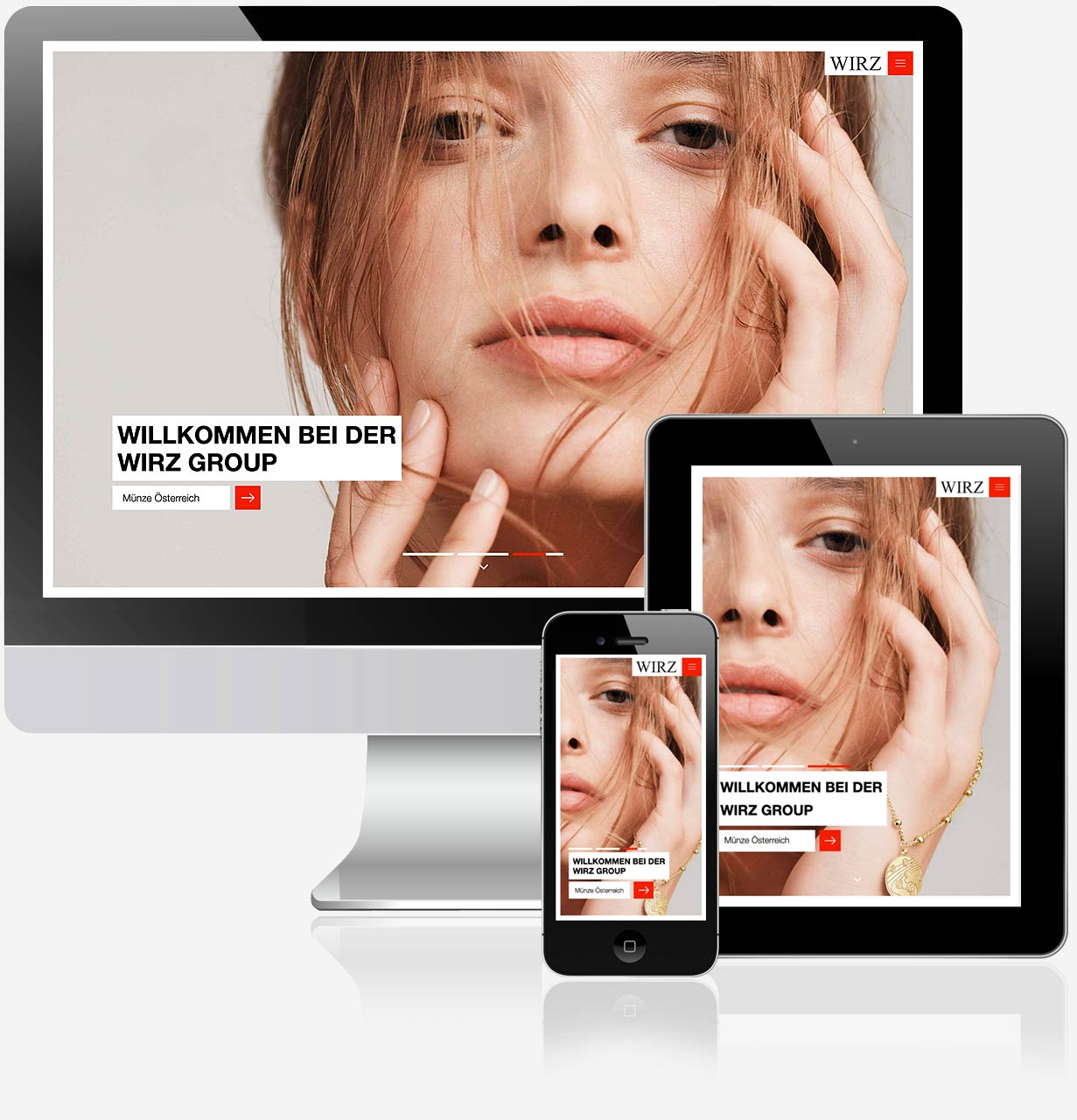 Wirz Werbeagentur Website C21 new media design Online Agentur Digitalagentur Webagentur Wien