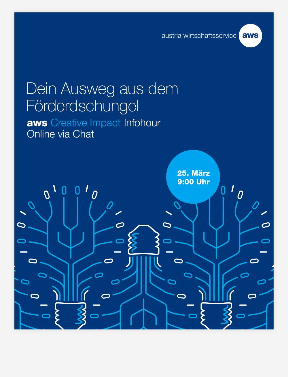 aws Creative Impact Facebook C21 new media design Wien Online Agentur Webagentur Digitalagentur