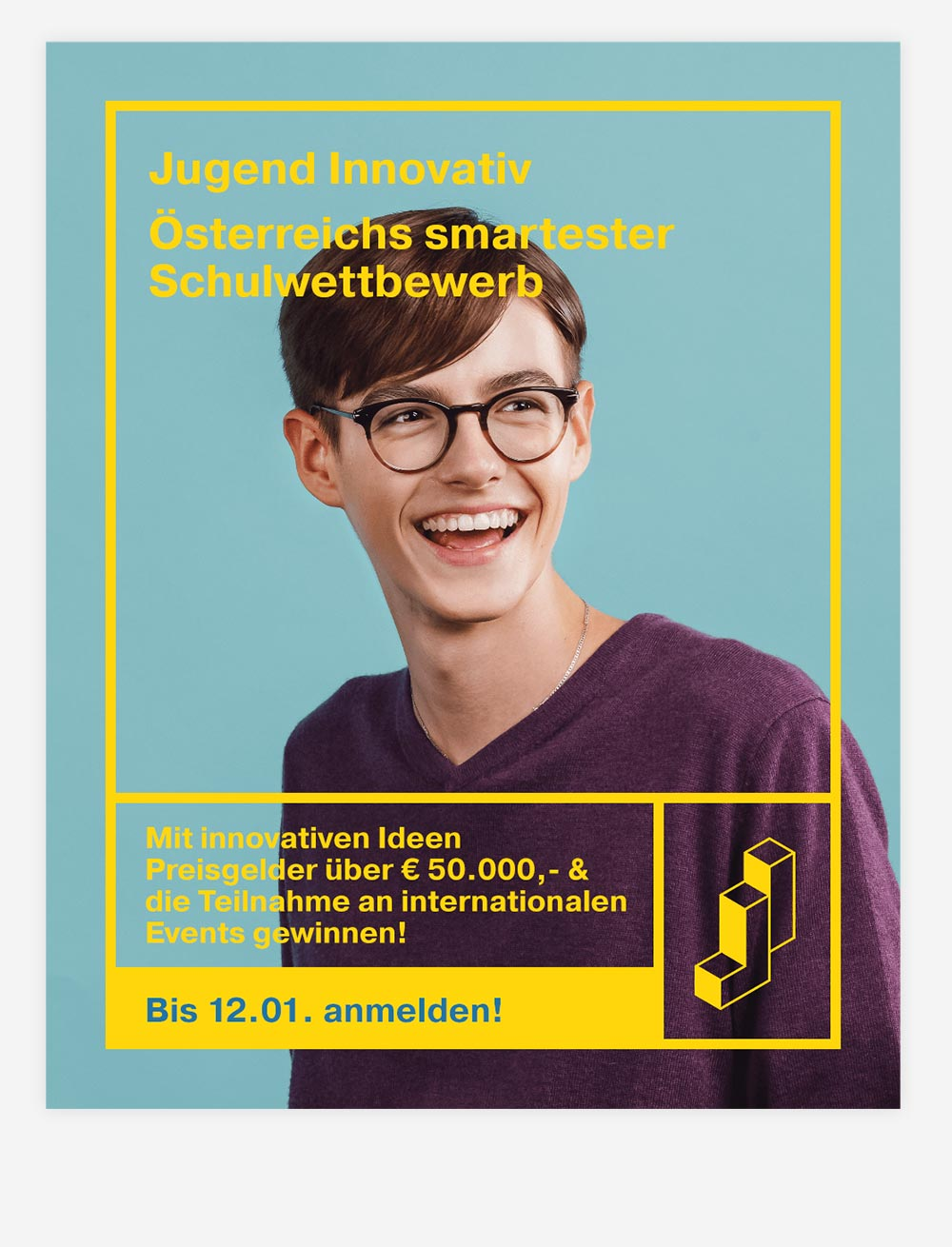aws jugend innovativ, C21 new media design, Social Media Kampagne, Facebook, Instagram
